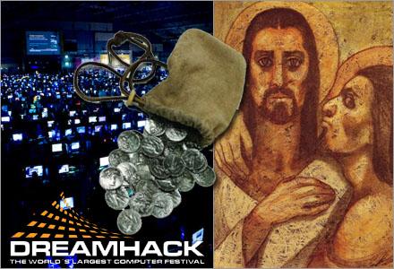 Judas tog 30 silverpenningar för sitt svek, tänker du ta 175 kronor?