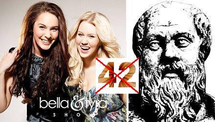 """""""Bella & Tyra Show"""" är numera klassat som intellektuell underhållning."""