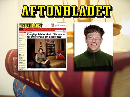 Dennis Kraft-Gylling, 18, kan allt om etik. Men inte Aftonbladets.