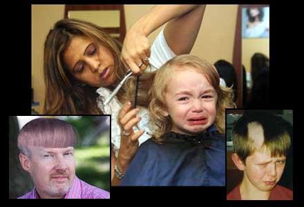 Barnen vill gärna ha samma tokroliga frisyr som Mats Gerdau (M)