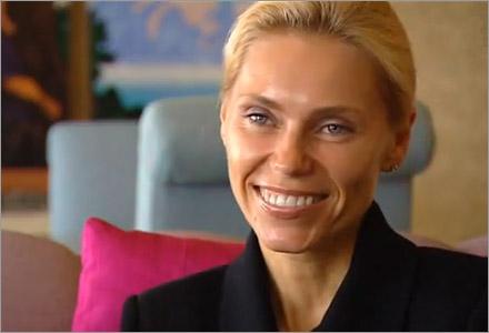Anna Anka är en perfekt förebild för unga kvinnor.