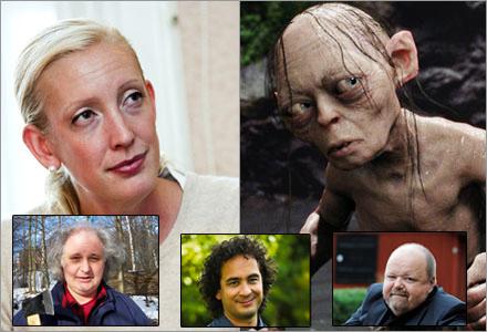 """Peter Jackson mycket nöjd med castingen till """"Bilbo""""."""