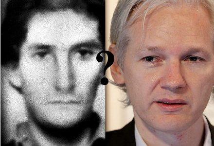 Fantombilden på Palmemördaren och Julian Assange. Eller tvärtom?