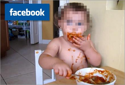 Både barnen och Facebooks användare ska skyddas av ett bildfilter.