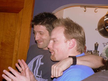 Robban och Kjelle fann varandra - mot alla odds.