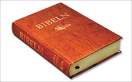 Bibeln kan även bota feber, halsont och spetälska.