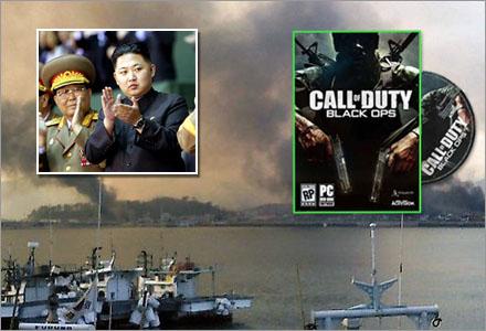 Kim Jong-ils yngste son och efterträdare Kim Jong-un ville ha det nya spelet. Call of Duty: Black Ops