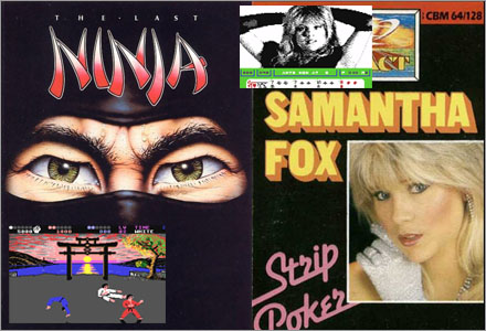 Kampsportsspel som Last Ninja och IK+ inspirerade till våldsdåd hos unga.