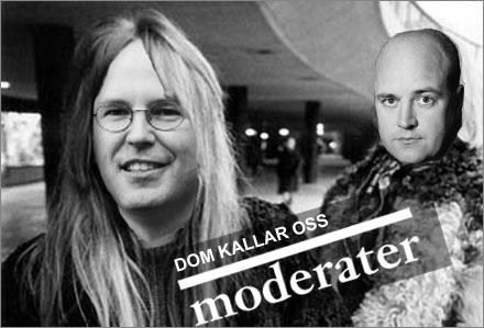 """Centans kungar """"Borgen"""" och """"Fredda"""" på Sergels torg 1968."""