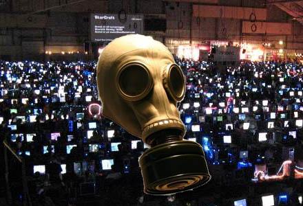 Stanken på årets Dreamhack överträffar alla tidigare år.