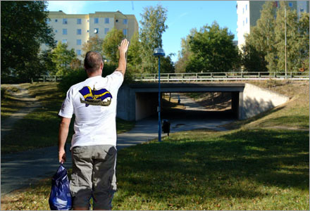 Ingen kommun vill ta emot  ensamkommande  skånska Sverigedemokrater.
