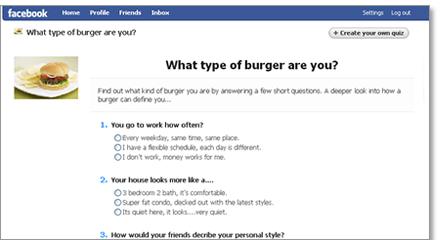 Upptäck dig själv på Facebook