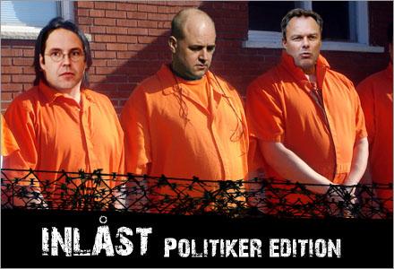 Borg, Reinfeldt och Björklund är några av deltagarna i den nya dokusåpan.