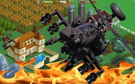Sedan man upptäckte att spel kunde länkas samman har Farmville inte varit sig likt.