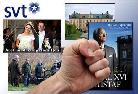 Det timslånga programmet från SVT innehöll inte en enda fistingscen.