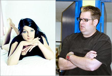 Den 27-åriga fotomodellen Helen dömdes för att ha stalkat 45-åringen.