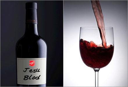 Den makabra drycken har tydligen en tvåtusenårig tradition bakom sig.