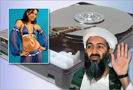 "Amerikanska säkerhetsexperter hittade ""Pashtun Amateur Babes II"" på datorn."