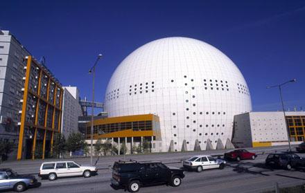 Under helgen rådde radiotystnad 2km kring Globen.