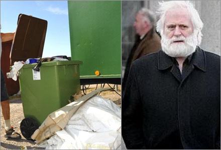 Bengt-Arne påbörjade sitt konsultuppdrag efter att ha klagat på kommunens sopkärl.