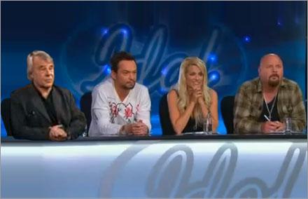 Guillou medverkar nu i Juryn i det populära programmet IDOL på TV4.