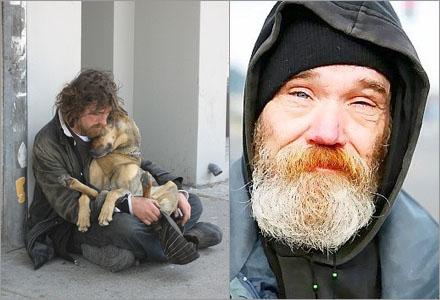 Förr i tiden ville folk bara hjälpa söta små hundvalpar, men nu vill de hjälpa hemlösa.