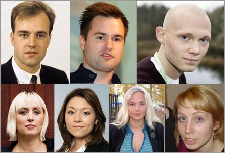 MUF är besatta av män som liknar Reinfeldt eller Gollum.