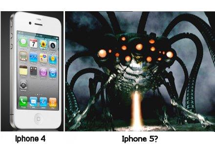 Man befarar att nästa Iphone kan vilja förgöra dess skapare.