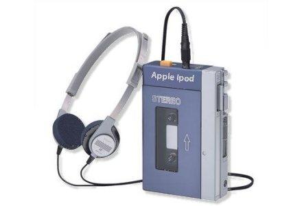 Ipod, snart lika hipp som en Freestyle.