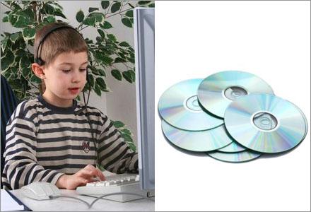 Man kan nu räkna med böter kring 125.000 kr för uppladdning av en CD.