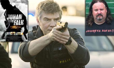 Johnny Modigh, 39, tycker att det görs bra actionfilm i Sverige.