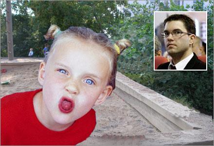 Femåriga Lisa Engkvist har inlett en hatkampanj mot SD enligt Åkesson.