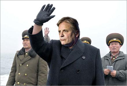 Den store ledaren Kim-Jong Svenson