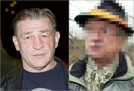 Mille Markovic och den misstänkte mannen.