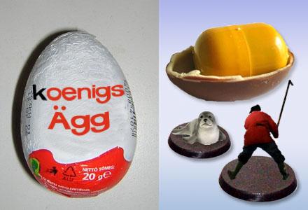 Leksakerna i Koenigsägg kommer att reflektera företagets Norska ursprung.