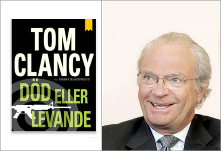 Tom Clancy vinner årets Nobelpris i litteratur.