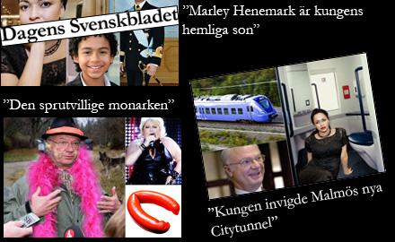 Svenskbladets redaktion har hamnat i onåd bland hovets jurister