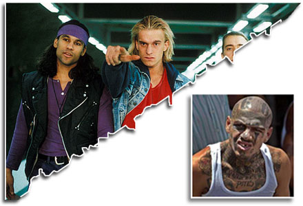 José  Maria Luis Ramirez inspireras av Liam Norberg från 90-tals filmen Sökarna.