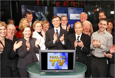 Malax lokalTV är CBS nya storsatsning.