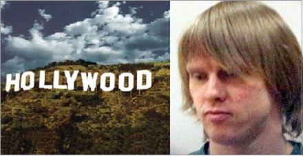 Stora kontraster; från häktet i Falun till Hollywood.