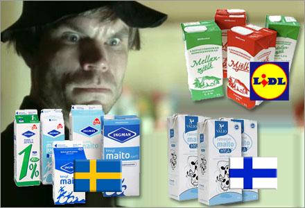 Mjölknationalismen gör sig påmind över Europa med jämna mellanrum.
