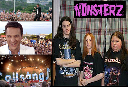 Anders Lundin lämnar över programledarskapet till MonsterZ.