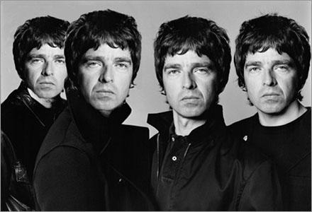 Bandet Noelgallagher består av Noel, Noel, Noel och Noel.