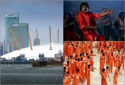 Filippinska Pinoy-fångar samt indiske skådespelaren Ciranjeevi kommer genomföra konserterna.