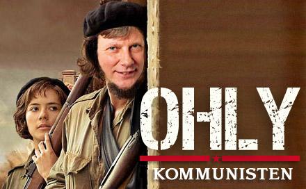 Filmen följer Lars Ohly från tågmästare till revolutionär.