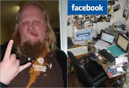 Det går fortfarande att ringa Patrik men han kommer inte åt Facebook.