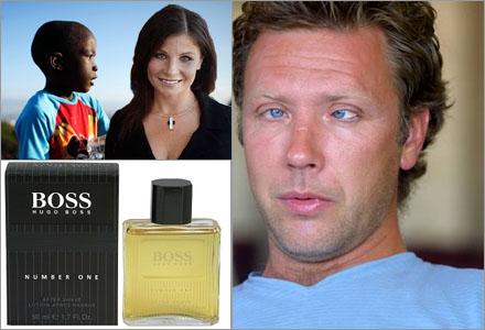En flaska parfym av typen Hugo Boss innehåller circa 67% alkohol.
