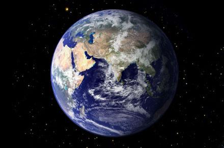 Jordens omloppsbana är hotad av kinesisk sekt