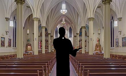 Prästlärlingen kommer få sparken.