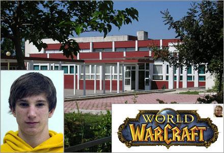 Rasmus är övertygad om att det är enkelt att byta skola, bara att klicka ett par gånger.